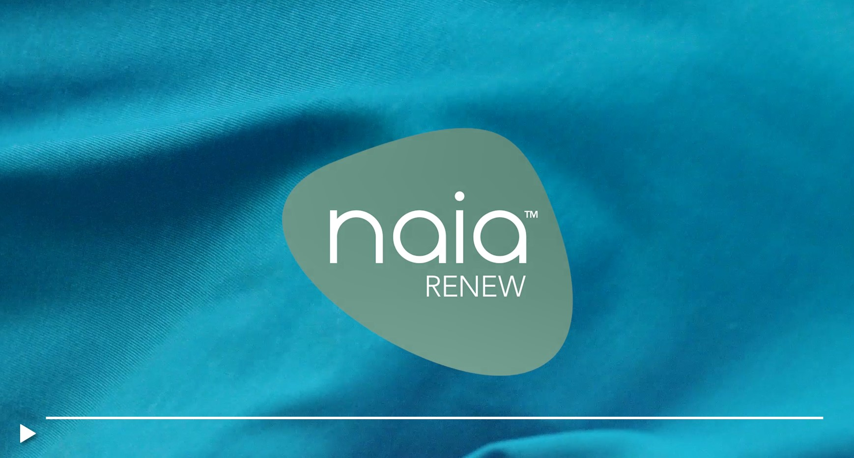 Introducing Eastman Naia™ Renew cellulosic fiber